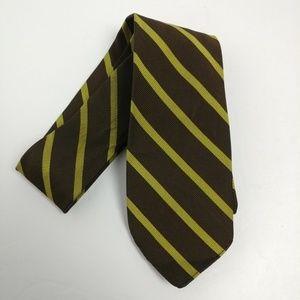 VTG Brooks Brothers Striped Silk Tie